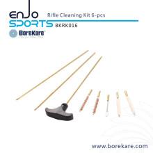 Borekare Hunting Military 6-PCS Hunting Rifle Cleaning Kit