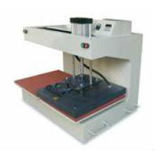 Machine de transfert de presse à chaleur semi-automatique