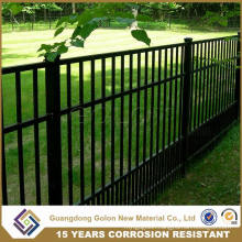 Outdoor Security Used Wrought Iron Fencing