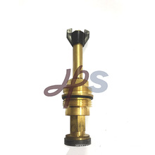 Brass valve core for PPR stop valve