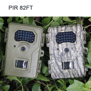 HD 1080P Video Trail Camera