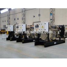 Популярная продажа Открытый дизельный генератор 160KVA