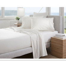 Hotel Plain Collection Cotton Sheet Set (DPFF8021)