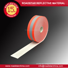 High quality reflective flame retardant tape