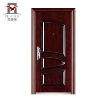Design moderno porta portão de ferro design