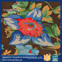 Heat Transfer Printing Service for Polyester PET Spunlace Fabric