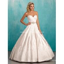 Weinlese-Schatz-Ballkleid-Hochzeits-Brautkleid