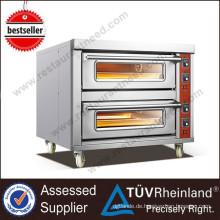 2017 Shinelong Hohe Qualität 2-Trays Elektrischer Ofen Für Restaurant