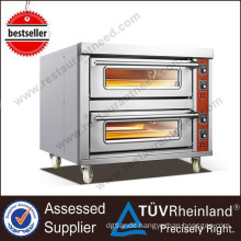 2017 Shinelong High Quality 2-Trays Electric Oven For Restaurant