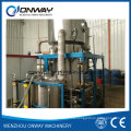 Very High Efficient Lowest Energy Consumpiton Mvr Evaporator