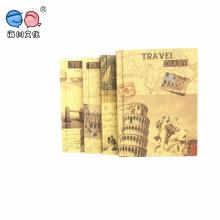 Novo estilo barato bolso de bolso tamanho A6 notebook (NP (A6) -Y-0011)