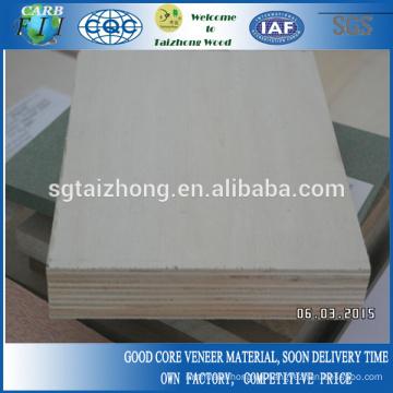 Birch Veneer 25mm Plywood For Furniture