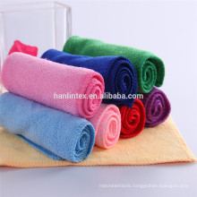 soft microfiber towel fabric for wiping