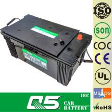 12V200AH, bateria de carro de baixa manutenção