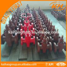 API 6A drill wellhead 14 Mpa Christmas Tree Valves