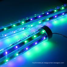 O tubo conduzido do pixel do rgb 3D conduziu a luz da barra da vara para o tubo conduzido carro do amortecedor do divertimento