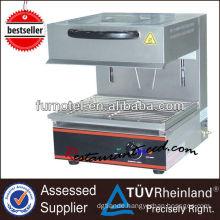 K091 Countertop Adjustable Electric Salamander Oven Stainless Steel Mini Salamander Grill