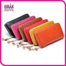 Fashion Women Lady Faux Leather Wallet Purse Credit Business ID Card Holder Mini Handbag (NM-W-025)