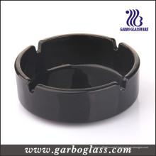 Cendrier en verre noir 105 mm (GB2604005B)