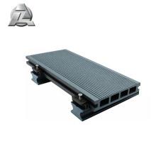 deck de construção 100% alumínio antiderrapante lockdry