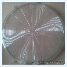 AC/DC 200mm Stainless Steel Fan Guard