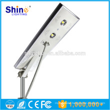 2016 High Qualtiy 50W Integrated Solar Power LED Street Light with Competitive Price