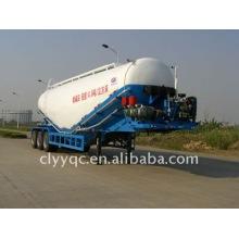 3 axle bulk cement transport semi-trailer