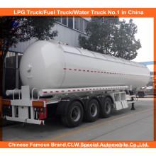 Propane Road Tanker for Sales 30tons Used LPG Tank Trailer