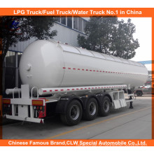 Propano Estrada Cisterna para Venda 30tons Usado LPG Reboque Tanque