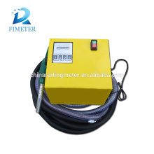 Fueling station mini electronic fuel dispenser