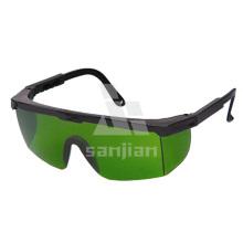 Schweißen Eye Wear Anti-Fog / Scratch / UV schützende einstellbare Frame Safety Goggles