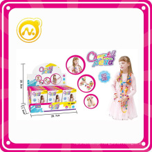 2016newest DIY Plastic Education Toy Bead Girl Set