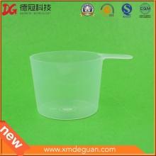 Cuchara de medida transparente de plástico personalizado