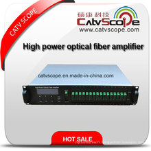 High Performance 16 Ports Big Fan amplificateur optique multi-ports haute puissance EDFA