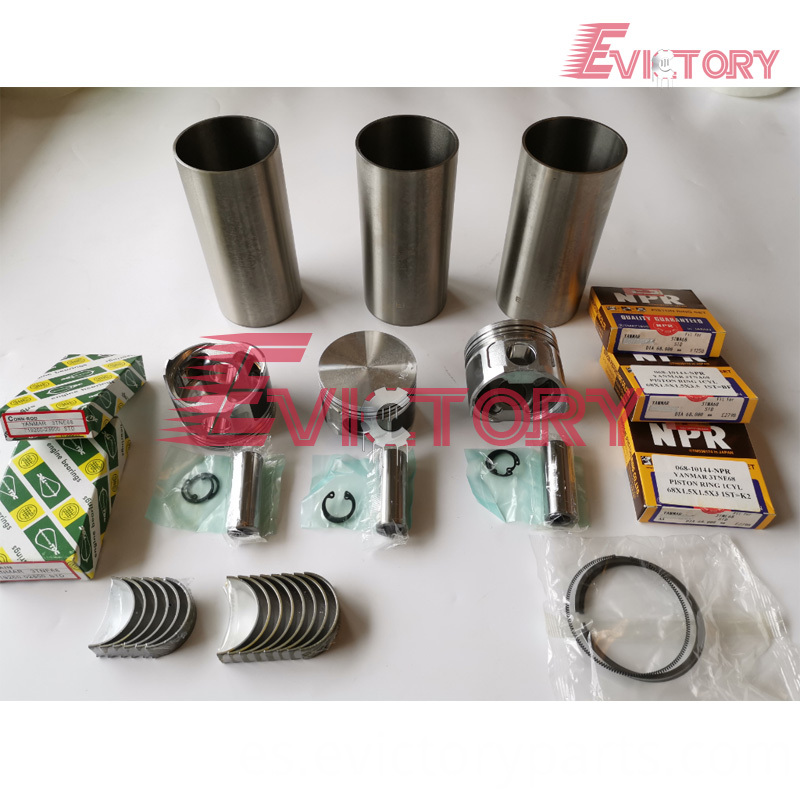 3TNE68 overhaul kit