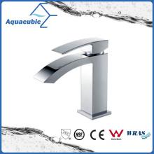 Contemporary Single Handle Basin Faucet (AF6018-6)