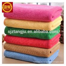toalhas de microfibra de design para casa / toalha de pano de limpeza de rosto