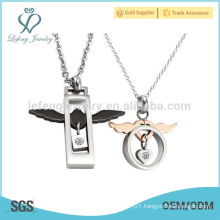 2016 newest angel wings lovely pendent design for lovers