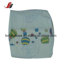Pano-como Backsheet e Magic Tape bebê fralda com bom preço, Baby Goods Care OEM para atacado