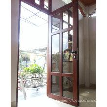 Супер гладкие технические раздвижные складные алюминиевые двери