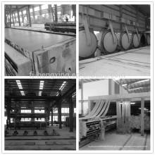 Isolamento de alta resistência Concreto Tijolo Fazendo Máquina AAC Bloco Fabricantes
