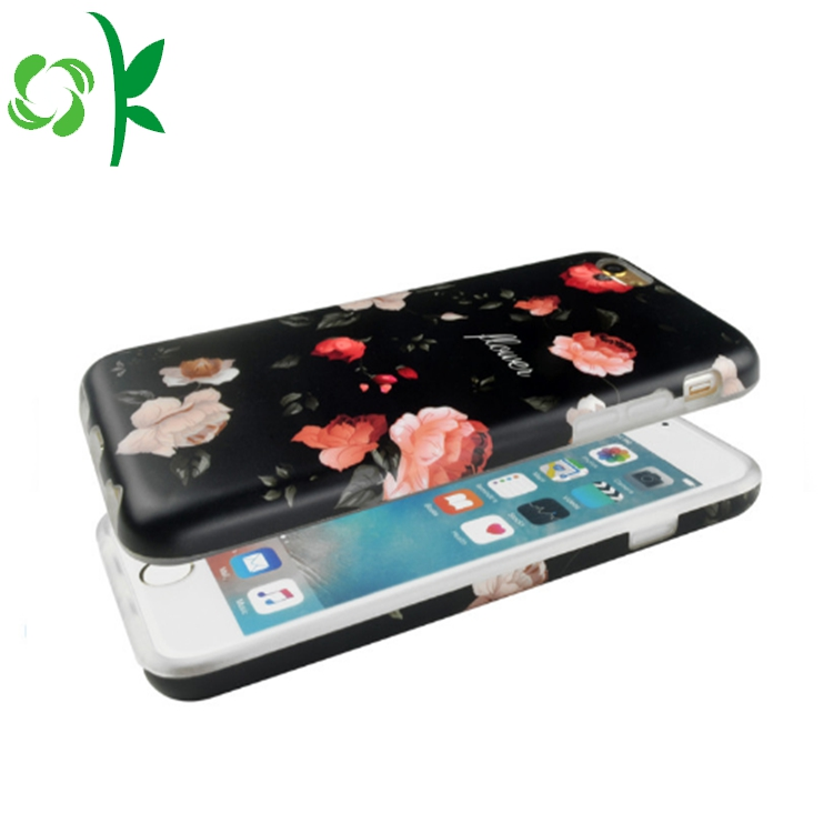 Flower Shape Phone Cover