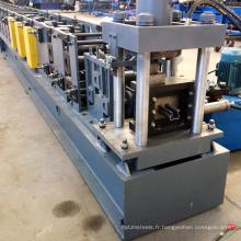 Bon pilier étagère de stockage verticale rack faisceau cadre rouleau de laminage à froid ancienne machine