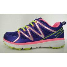 Zapatos de señora Running con color púrpura