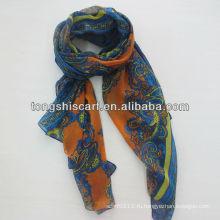 новый шарф зимы