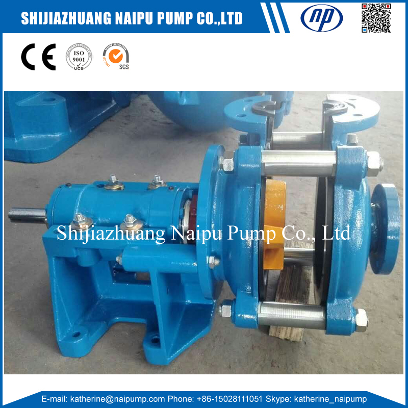 Slurry Pump For Exhibition