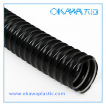 Гибкий ПВХ стальной арматурный шланг для вентиляции