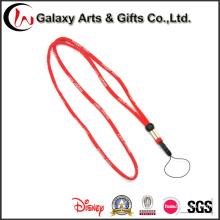 Рекламных телефонный шнур сплетенный логотип
