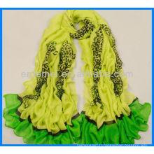 DESIGNS DE HAUTE QUALITÉ foulard chinois polyester
