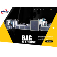 Non-woven Fabric Bag making machine